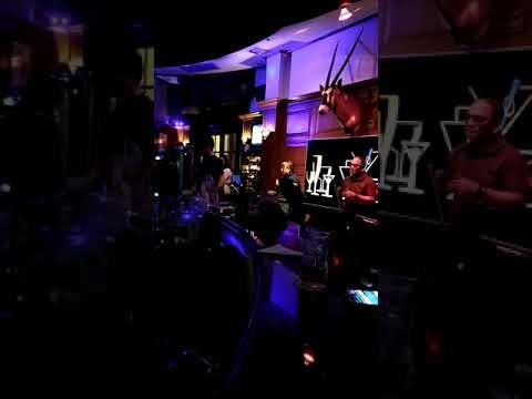 Karaoke at Eagle Bar, Marco Polo Hotel, Davao