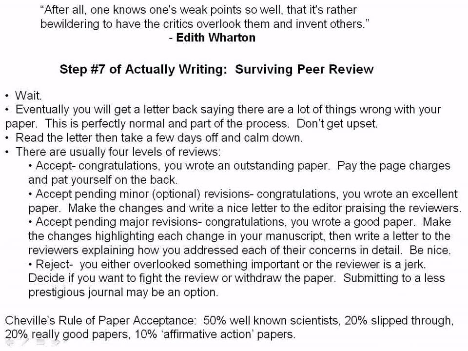 A Short Guide How to Write a Term Paper: Writing Guide - A Research Guide
