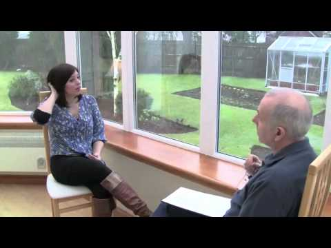 Tamara Schlesinger Interview Part 1- Beyond Text