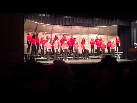 "Sublette Middle School Spring Concert 2015 ""Happy"""