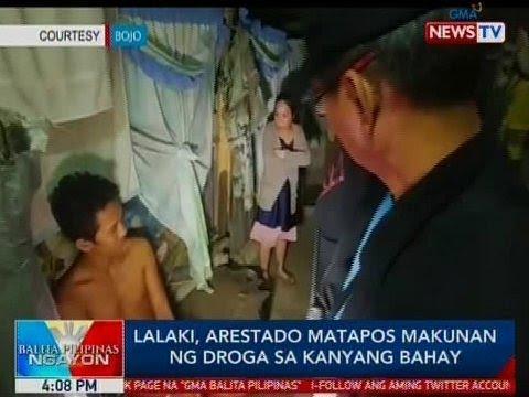 BP: Lalaki, arestado matapos makunan ng droga sa kanyang bahay sa Cavite