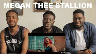 Megan Thee Stallion - Realer (Official Video) Reaction