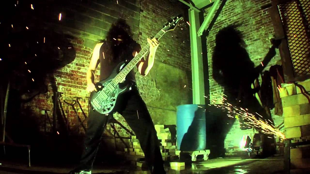 ICED EARTH — Dystopia (OFFICIAL VIDEO)