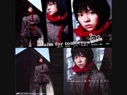 Hitomi Takahashi  Aozora no NamidaVersion 07