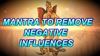MANTRA TO REMOVE NEGATIVE INFLUENCES - GARUDA MANTRA (गरूड गायत्री मंत्र )