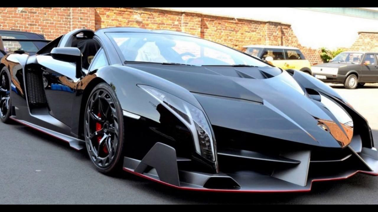 Lamborghini Veneno All Colors And Inside