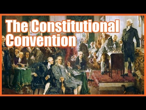 The Constitutional Convention - @MrBettsClass