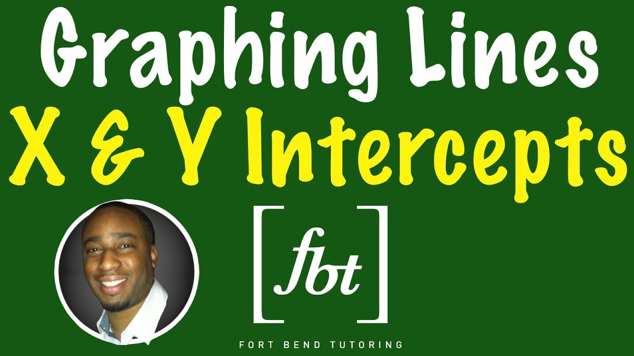 Graphing Linear Equations X Amp Y Intercepts The La S And Gentlemen Overdose Part 1 Fbt