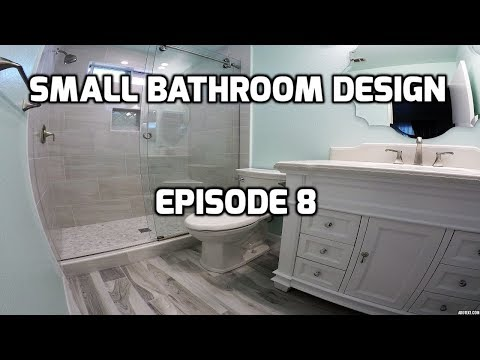 Bath & Shower Tile Ideas EPISODE 8 Small Bathroom Design
