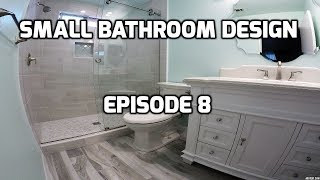 Bath & Shower Tile Ideas EPISODE 8 Small Bathroom Design