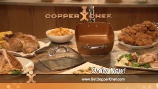 Copper Chef Reviews Too Good To Be True
