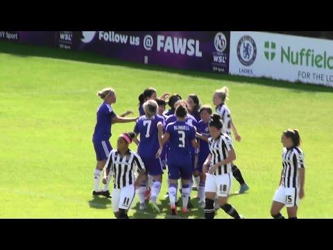WFD  Girls N' Goals 2015 Ft. Claire Rafferty. Chelsea Ladies F.C   6092015