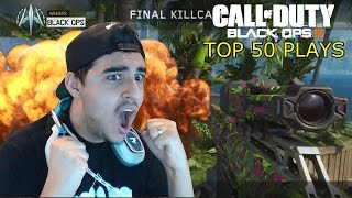 Top 50 Plays - Black Ops 3 Edition