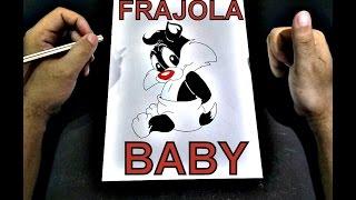 COMO DESENHAR FRAJOLA BABY, HOW  TO DRAW SYLVESTER, COMO DIBUJAR