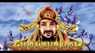Aristocrat - Choy Sun Doa Slot Bonus - Harrah