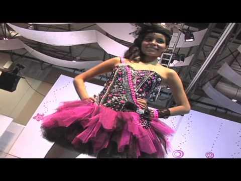 b7031ab75 15 Fest Expo - Vero Solís Diseñadora - Pasarela Mayo 2012 - YouTube