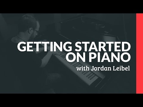 Getting Started On Piano - Piano Lessons (Pianote)