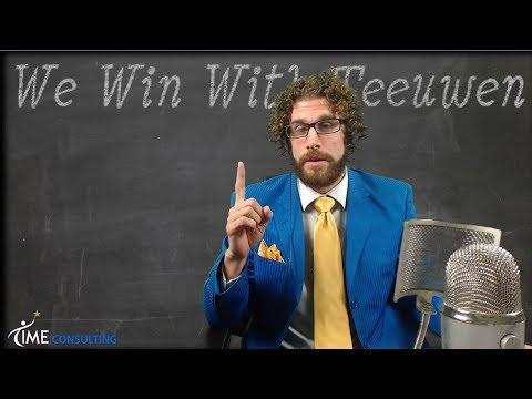 We Win with Teeuwen Show #001 - Funday Monday: Procrastination
