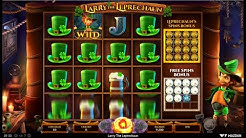 Larry The Leprechaun Bonus Feature (BIG WIN) (Wazdan)