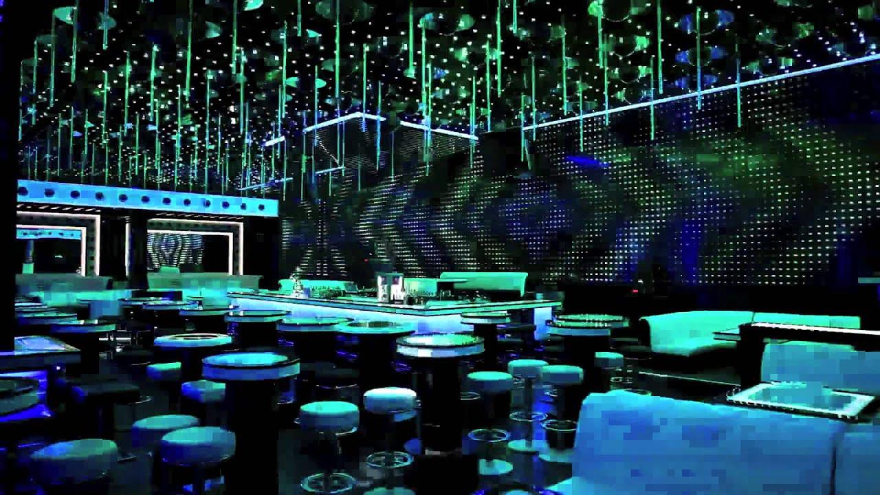 hight resolution of stunning night club design at its best