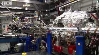 Im stärksten Röntgenstrahl-Laser der Welt