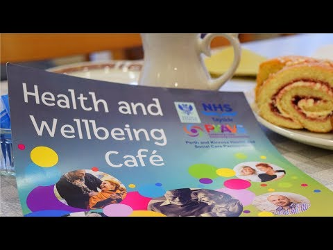Health & Wellbeing Café - Health & Social Care Partnership