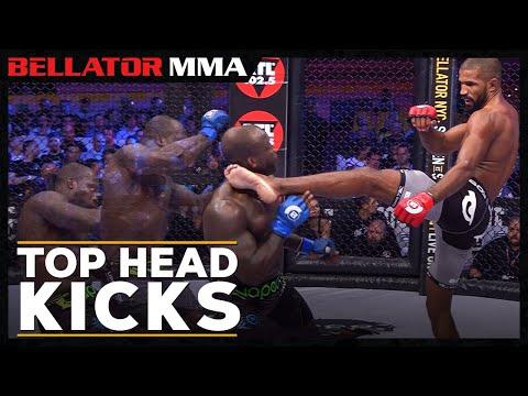 Top Head Kicks | Bellator MMA