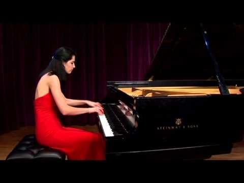 Katie Mahan Rachmaninov Etude-Tableau in E-flat major Opus 33 No. 7