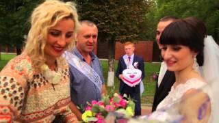 Паша и Юля Свадебный клип 29 08 2015