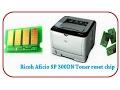 Ricoh SP300DN Cartridge Chip Replacing