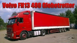 Volvo FH13 480 Euro 5 Globetrotter | Prezentacja | KrychuTIR
