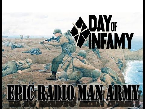 One man Radio Army