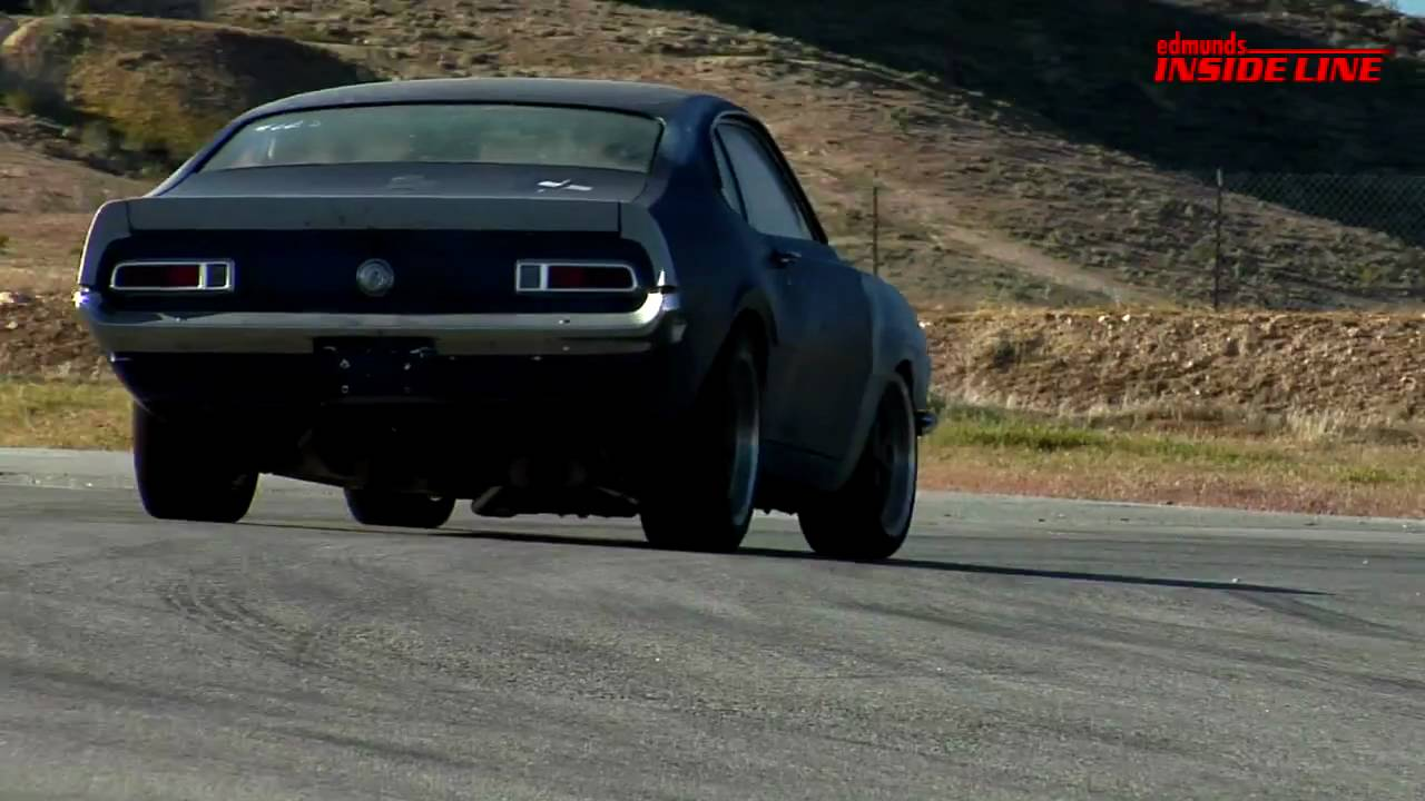 Driving The 1971 Ford Maverick From Fast Five Edmunds