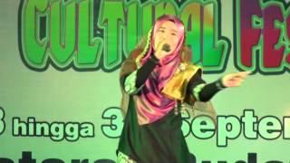 NYANYIAN SOLO LAGU IRAMA MALAYSIA UCF 2014 (26 SEPTEMBER 2014: PUSAT BUDAYA DAN SENI,UUM)