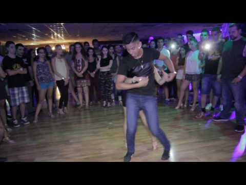 Maxi And Nahir Dance Bachata @ AFTER Bailando Salsa Festival