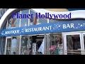 Disneyland Paris Boutique Planet Hollywood Shop DisneyOpa walkthrough Disney Village