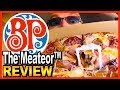 """Boston Pizza - The Meateor™ 13"""" Medium Pizza Review and Challenge 2640 Calories"""