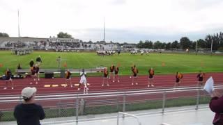 Minot high school cheer song