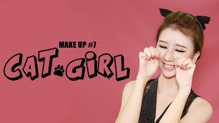 Makeup #7 : CAT GIRL