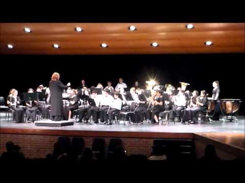 Keefer Crossing Middle School Pre-UIL Concert and Sight Reading Performance 2-23-16