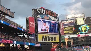 New York Mets 2018 Starting Lineups (Subway Series [vs. New York Yankees])