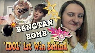 [BANGTAN BOMB] 'IDOL' 1st Win Behind REACTION