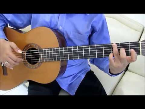 R. City Locked Away ft. Adam Levine Guitar Lesson for Beginner (Chorus)