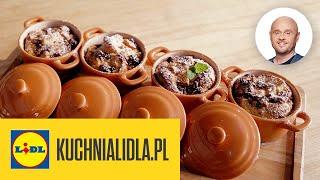 Pudding chlebowy (ZERO WASTE!)  | Paweł Małecki & Kuchnia Lidla