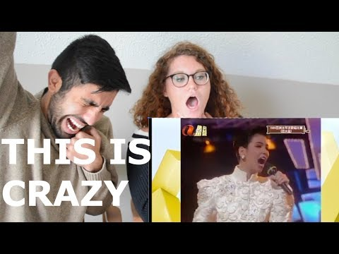 REGINE VELASQUEZ ASIA PACIFIC SONG FESTIVAL 1989 (REACTION)