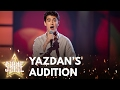 watch he video of Yazdan Qafouri performs 'Ain't No Sunshine' by Bill Withers - Let It Shine - BBC One