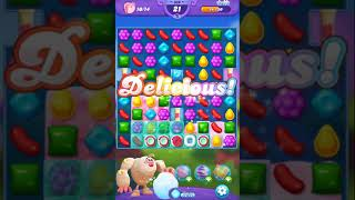 Candy Crush Friends Saga Level 519 NO BOOSTERS - A S GAMING