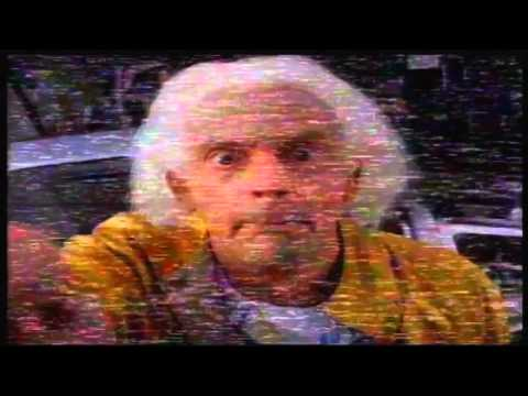 Doc Brown Saves The World   'Back to the Future The Ride' The Ultimate Version HD
