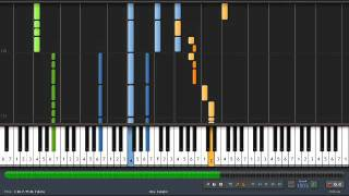 Synthesia - Avenged Sevenfold - Seize the Day (No Piano)