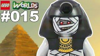 Video LEGO WORLDS #015 Mumie, Sphinx und Pyramiden 🐲 Let's Play Lego Worlds [Deutsch] download MP3, 3GP, MP4, WEBM, AVI, FLV September 2018